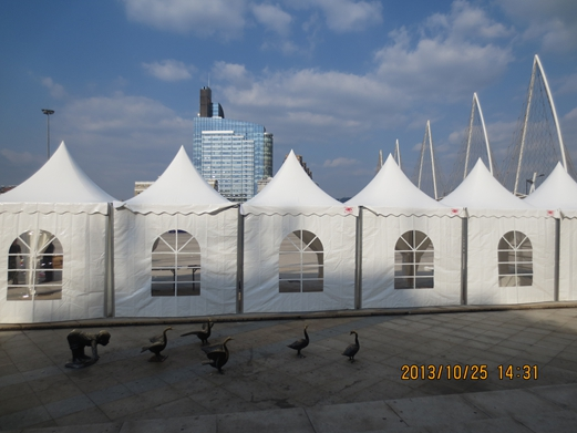 高档帐篷 3X3高档锥顶篷 OS001