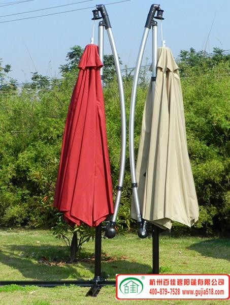 庭院伞 户外香蕉伞XJ005