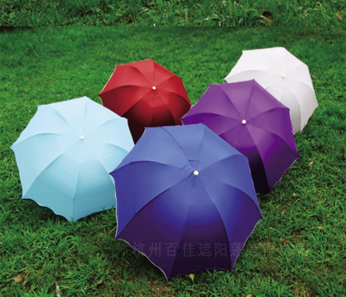 杭州百佳晴雨伞防紫外钱TY001
