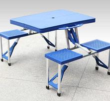休闲桌椅类 百佳休闲野餐桌ZD10