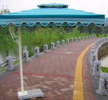 杭州边柱伞bz12