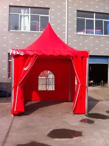 高档帐篷 3x3米高档锥顶篷 OS006
