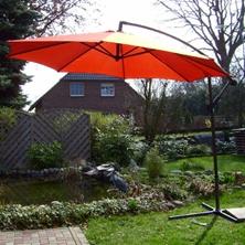 庭院伞 3米香蕉伞XJ007