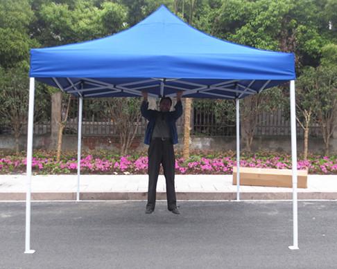 杭州百佳豪华加固展销帐篷 ZD009