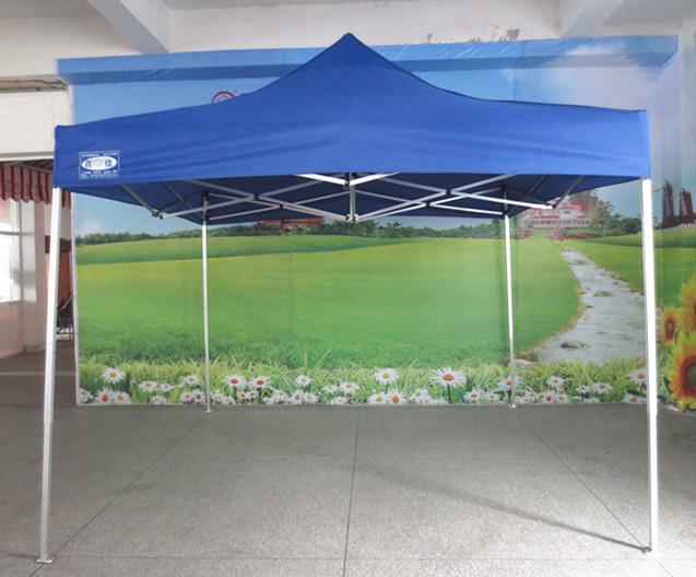 杭州百佳铝合金户外促销帐篷ZD008