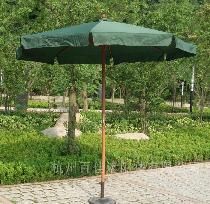 木杆中柱伞 ZZ003