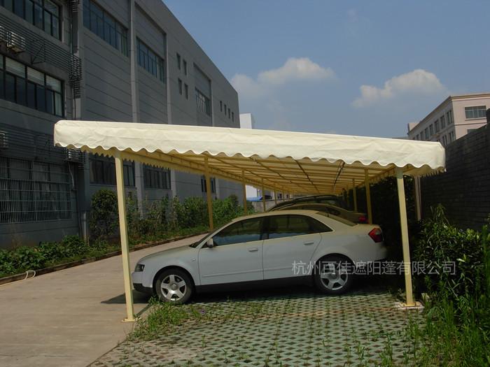 遮阳帐篷定制 停车帐篷