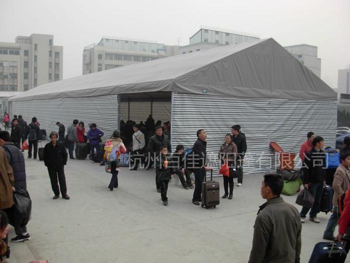 遮阳帐篷定制 汽车站大型帐篷