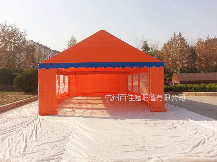 大型施工帐篷定做 JZ005